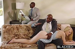 3some fuck, BBC, Big Dicks, black  porn, blonde, blowjob, dogging, facialized