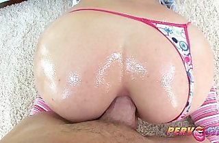 anal, ass, Big butt, blonde, blowjob, deep throat, gagged, gaped