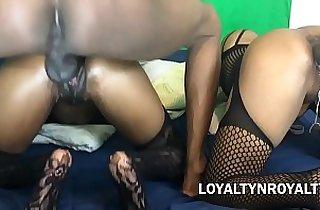 3some fuck, amateur sex, BBC, black  porn, xxx couple, creampies, dildoing, ebony sex