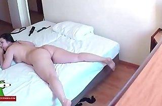 ass, blowjob, tits, cream, fingerfucked, hiddencamera, horny, hotelroom