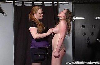 femdom, humiliate, hornylesbo, punished, leaking, sapphic erotica, slaves, spanked
