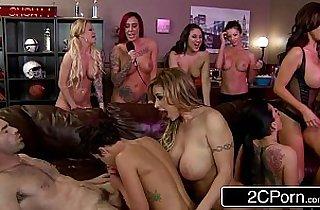 ass, Big butt, black  porn, blonde, blowjob, boobs, tits, double
