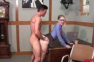 boss sex, creampies, cream, femdom, officeporn, pussycats, sensual babe, ball sucking