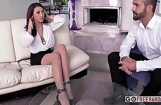 blowjob, brunette, busty asian, tits, cream, cumshots, dirty porn, giant titties