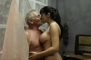 beautiful asians, tits, old-young
