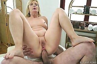 anal, ass, Big Dicks, blonde, europe, grannies, huge asses, massage