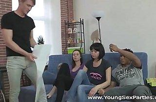 4some, blowjob, cream, cumshots, facialized, hardcore sex, pussycats, ride