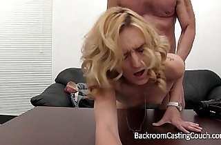 amateur sex, anal, ass, blonde, casting, creampies, cream, officeporn
