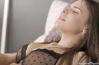 anal, ass, boobs, brunette, tits, xxx couple, cream, cunny