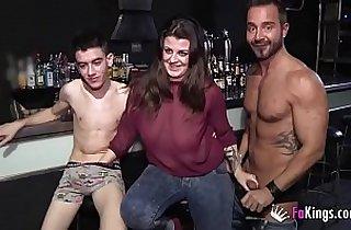 3some fuck, amateur sex, asian babe, blowjob, brunette, cream, cumshots, dogging