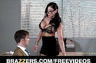 ass, blowjob, boobs, brunette, tits, class xxx, in college, Giant boob