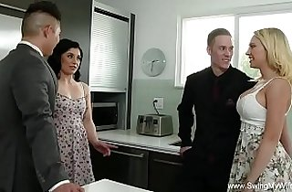 3some fuck, amateur sex, anal, blonde, blowjob, cheated, cuckold sex, cream