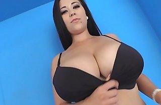 beautiful asians, boobs, busty asian, tits, Giant boob, giant titties, hitchhiking, jugs