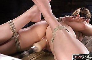 asian babe, bdsm, beautiful asians, bondage, tits, deep throat, inserted, masturbating