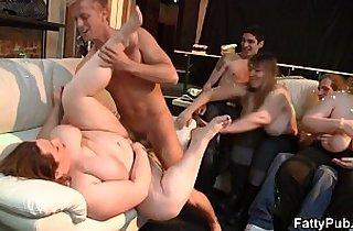 BBW, boobs, tits, fatty, Giant boob, giant titties, hubby xxx, orgies
